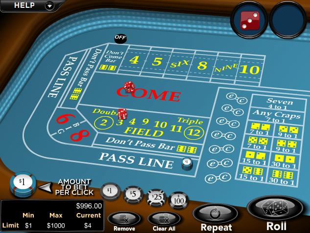online casino sites dice online