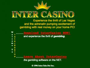InterCasino 1996