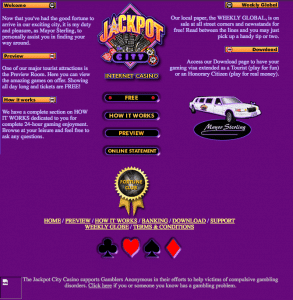 Jackpot City 1998