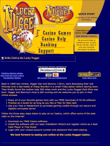 Lucky Nugget 1999