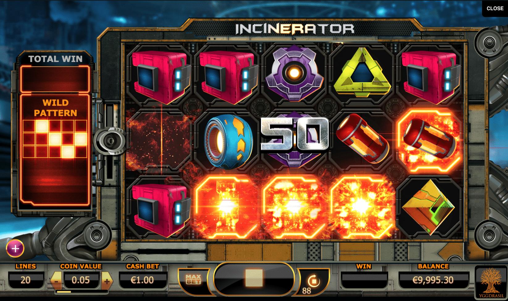 Incinerator 1