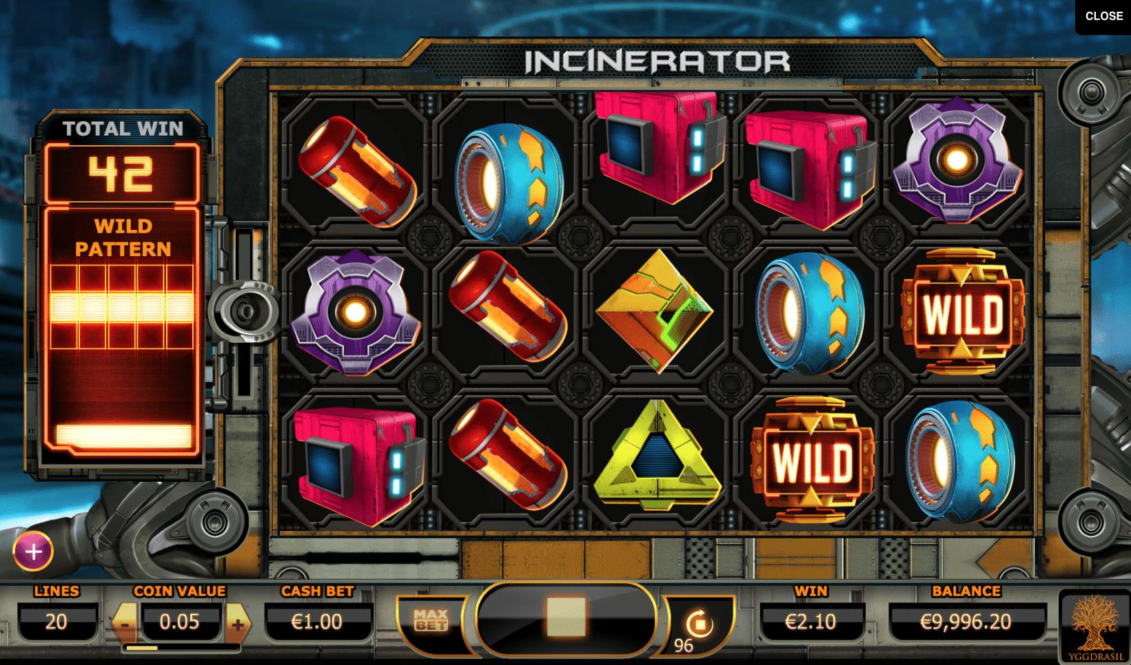 Incinerator 2
