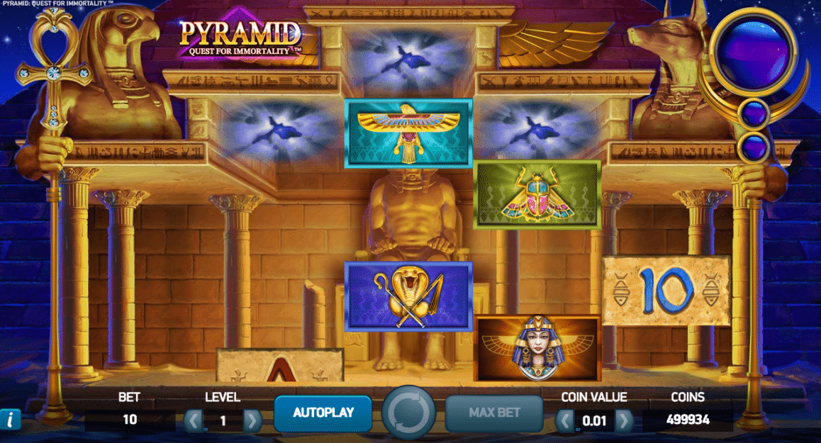 Pyramid Quest for Immortality 2