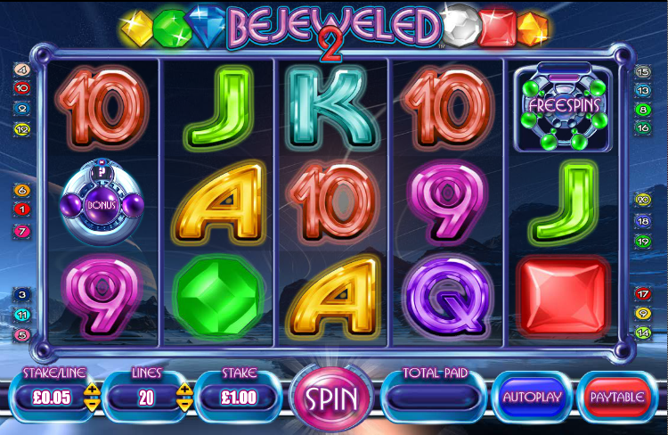 bejeweled 2 slot