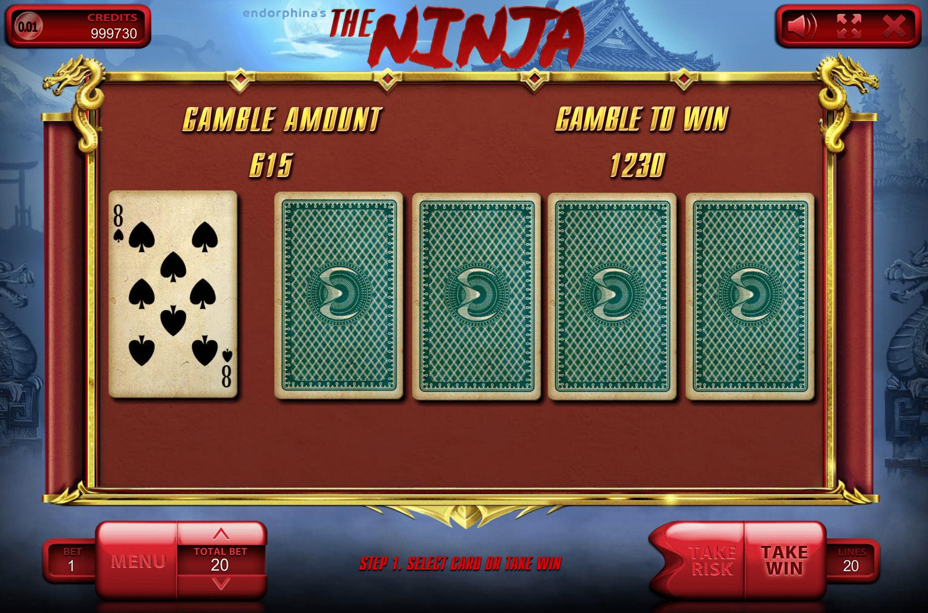 ninja slot 2