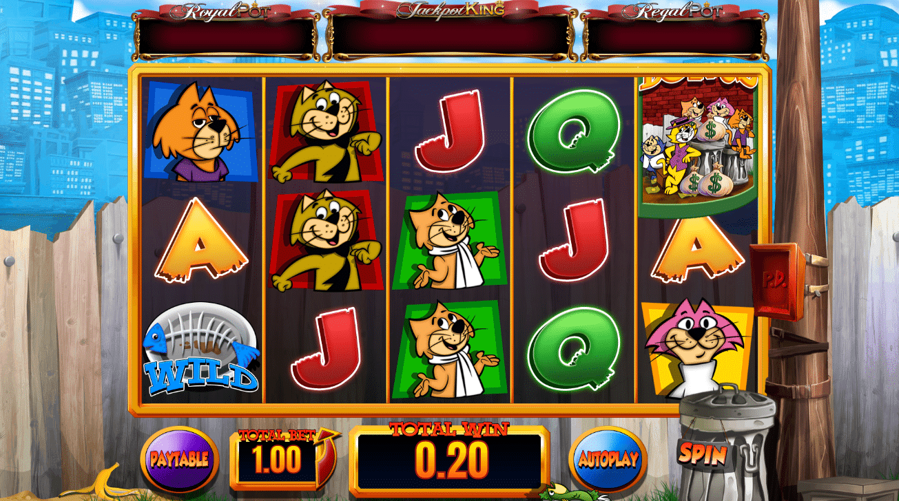 top cat slot 2