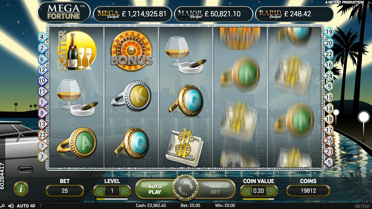 mega fortune 1
